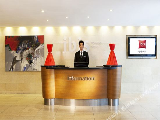 宜必思首爾明洞酒店(Ibis Ambassador Seoul Myeong Dong)公共區域