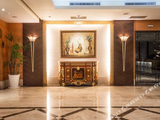 台北首都唯客樂飯店(CAPITAL  WAIKOLOA HOTEL)公共區域