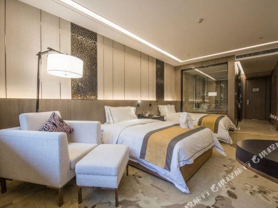 溧陽涵田度假村酒店(Hentique Resort & Spa)豪華山景雙床房