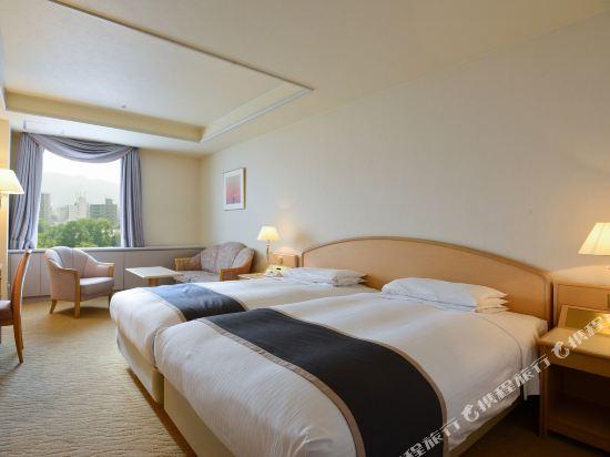 札幌公園飯店(Sapporo Park Hotel)ハリウッドラージツイン