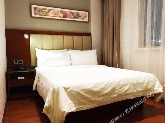 上海陸家嘴聯洋和頤酒店和頤大床房