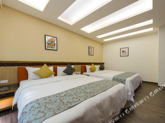 屏東墾丁大街海逸渡假旅店民宿(Haiye Guest House Hostel)豪華二人房