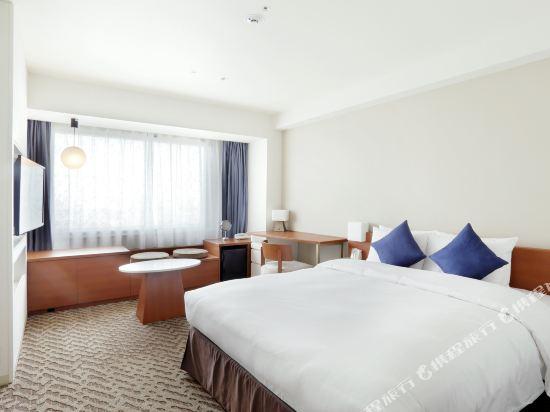 札幌京王廣場飯店(Keio Plaza Hotel Sapporo)高級大床房