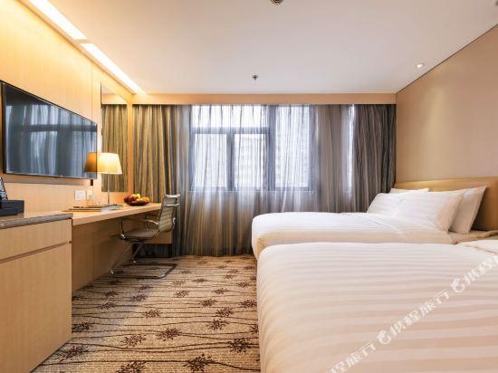 香港旺角維景酒店(Metropark Hotel Mongkok)温馨家庭雙大床房