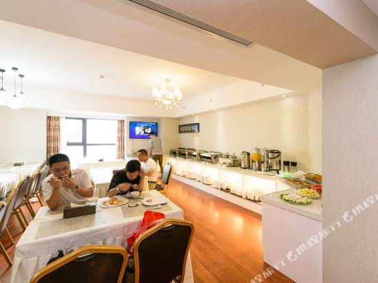 美豪酒店(深圳羅湖大劇院萬象城店)(Mehood Theater Hotel (Shenzhen Luohu Grand Theater The MIXC))餐廳