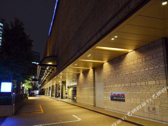 大都會東京城飯店(Hotel Metropolitan Edmont Tokyo)外觀