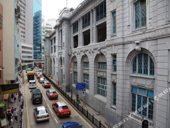 宜必思香港中上環酒店(ibis Hong Kong Central and Sheung Wan hotel)周邊圖片