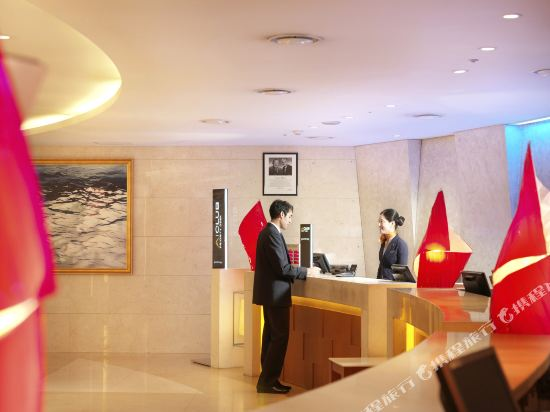 首爾大使鉑爾曼酒店(Grand Ambassador Seoul Associated Pullman)公共區域