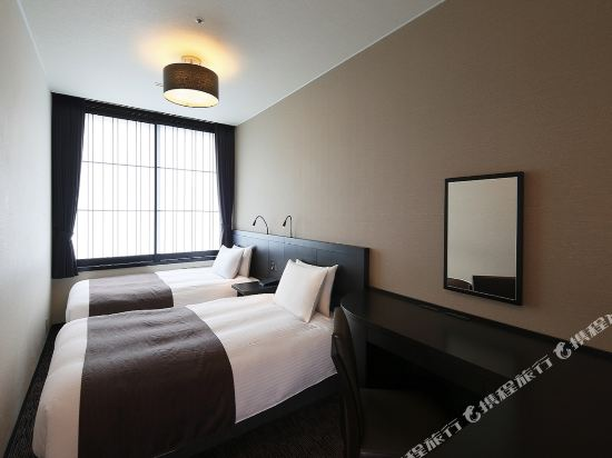 京都塔酒店(Kyoto Tower Hotel)標準雙床房