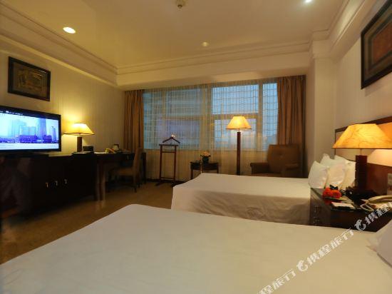 上海寶安大酒店(Baoan Hotel)豪華雙人房