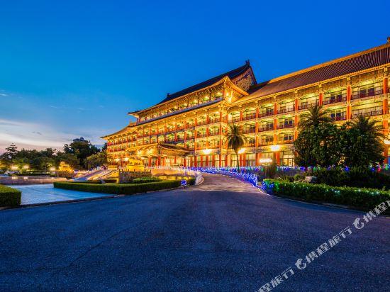 高雄圓山大飯店(The Grand Hotel)外觀