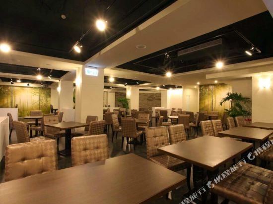 台北西門星辰大飯店(Ximen Citizen Hotel)餐廳