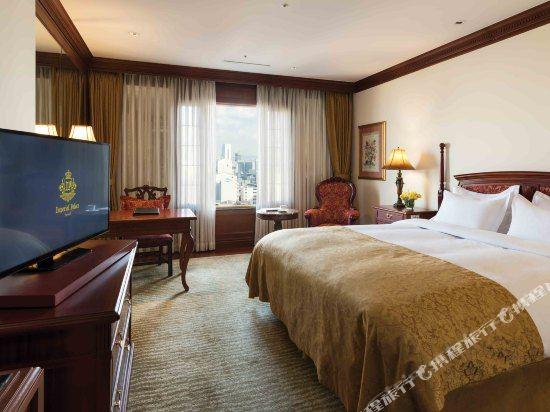 首爾皇宮酒店(Imperial Palace Seoul)豪華套房