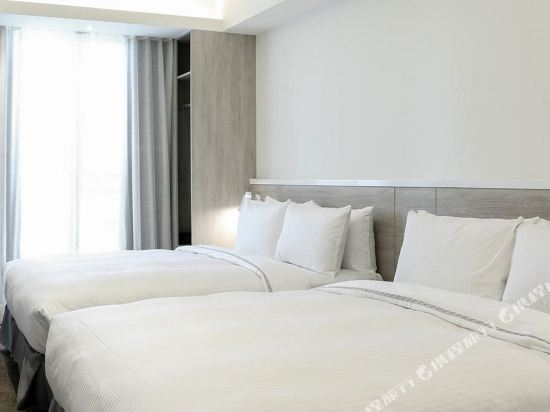 新驛旅店(台北復興北路店)(CityInn Hotel Plus Fuxing N. Rd. Branch)家庭客房