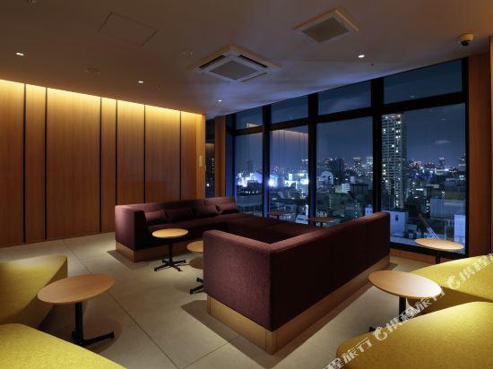 大阪難波光芒酒店(Candeo Hotels Osaka Namba)行政酒廊