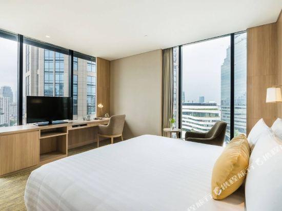 曼谷天空風景酒店(Compass SkyView Hotel Bangkok)俱樂部超豪華行政房