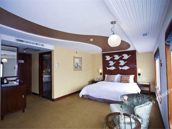 深圳鴻隆明華輪酒店(Cruise Inn)大副海景房