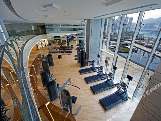 香港如心海景酒店暨會議中心(L'hotel Nina Et Convention Centre)健身房