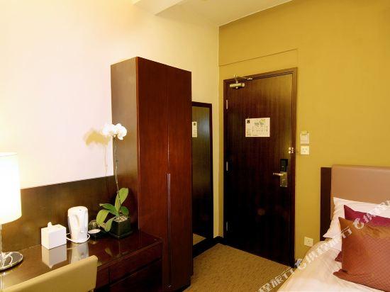 香港C酒店(Casa Hotel)標準單人房