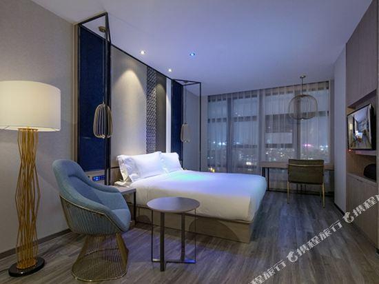 桔子酒店·精選(昆明翠湖店)(Orange Hotel Select (Kunming Green Lake))精選豪華大床房