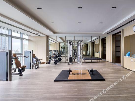 佛山羅浮宮索菲特酒店(Sofitel Foshan)健身房