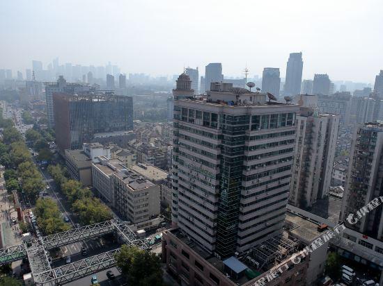 杭州中維香溢大酒店(Zhongwei Sunny Hotel)眺望遠景