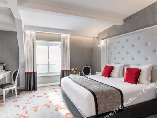 歌劇院鑽石阿爾巴宅邸酒店 - 貝斯特韋斯特頂級精選(Hotel Opera Diamond, BW Premier Collection)行政套房