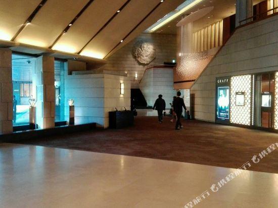 首爾新羅酒店(The Shilla Seoul)公共區域