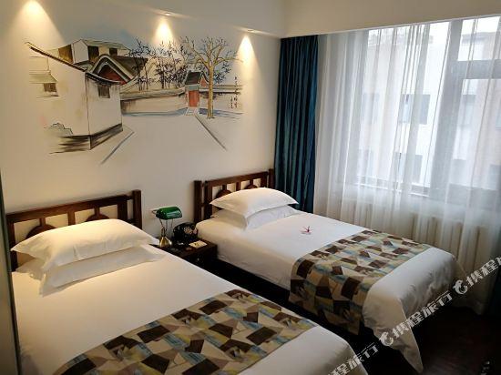 時光漫步懷舊主題酒店(北京國貿勁鬆店)(Nostalgia Hotel (Beijing Guomao Jinsong))時光標準間