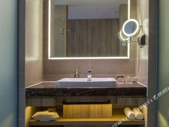 深圳南山海岸城亞朵酒店(Atour Hotel (Shenzhen Nanshan Coastal City))幾木大床房