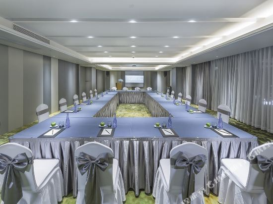 上海Pagoda君亭設計酒店(Pagoda Junting Design Hotel)會議室