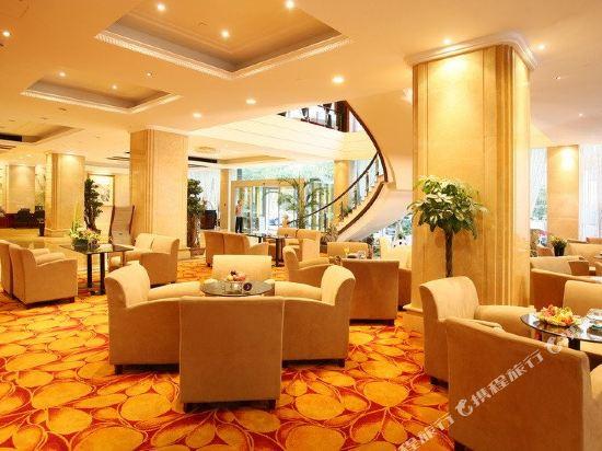 杭州西湖慢享主題酒店(West Lake Manxiang Theme Hotel)大堂吧