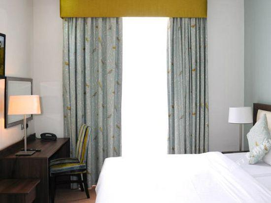 倫敦海德公園精品酒店(London Hyde Park Boutique Hotel)大床房