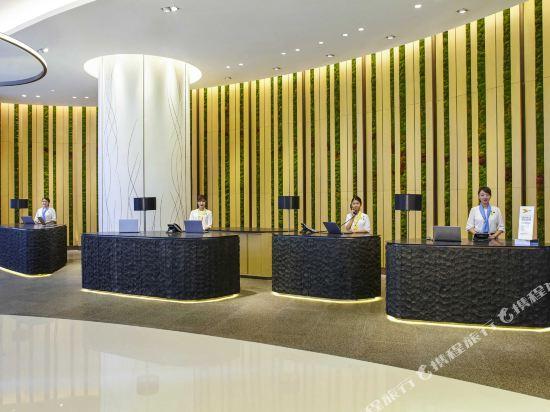 香港諾富特世紀酒店(Novotel Century Hong Kong)公共區域