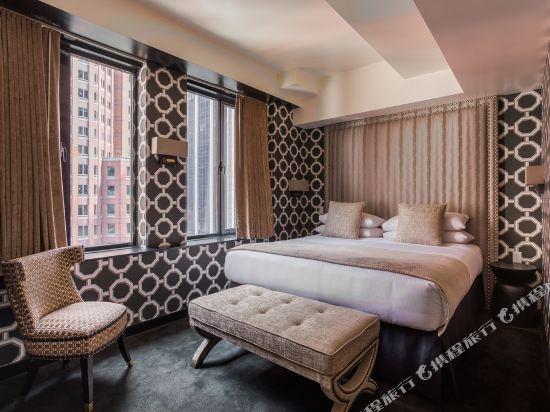 紐約優雅精品室友酒店(Room Mate Grace Boutique Hotel New York)優雅套房