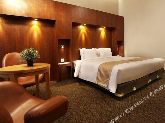 空中花園東大門金斯敦酒店(Hotel Skypark Kingstown Dongdaemun)至尊大床房