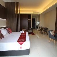 吉隆坡麗貝卡套房公寓 @ 武吉免登酒店預訂