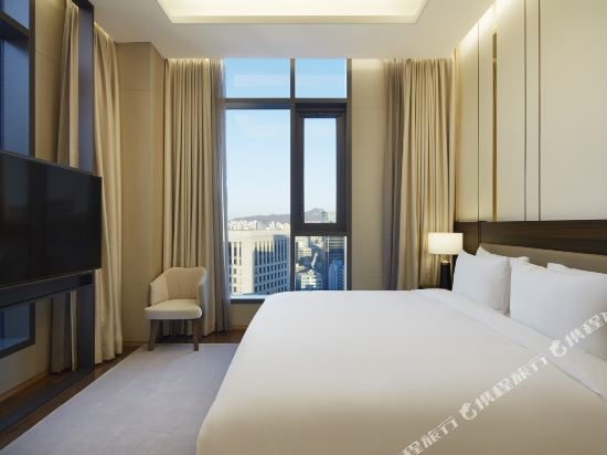 首爾明洞雅樂軒酒店(Aloft Seoul Myeongdong)雅樂軒特大床套房