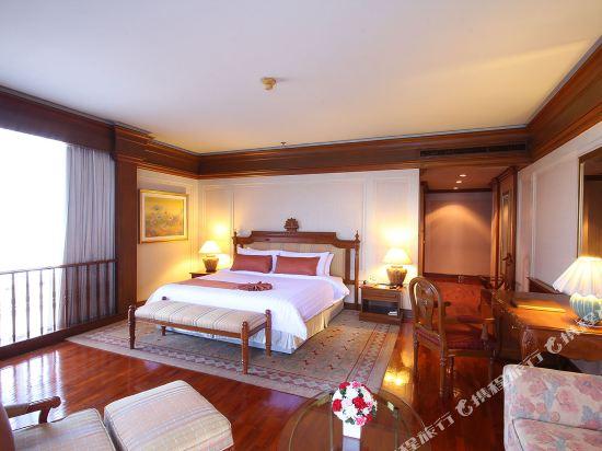 綠寶石酒店(The Emerald Hotel)兩卧室皇家套房