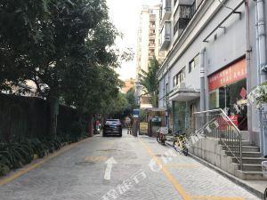 深圳福田區上梅林地鐵口整套出租公寓(奧士達路分店)