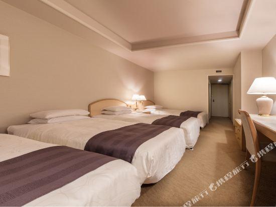 札幌公園飯店(Sapporo Park Hotel)四人房