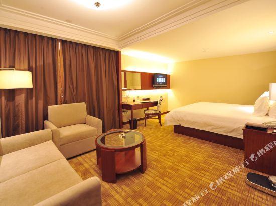 上海遠洋賓館(Ocean Hotel Shanghai)豪華家庭房