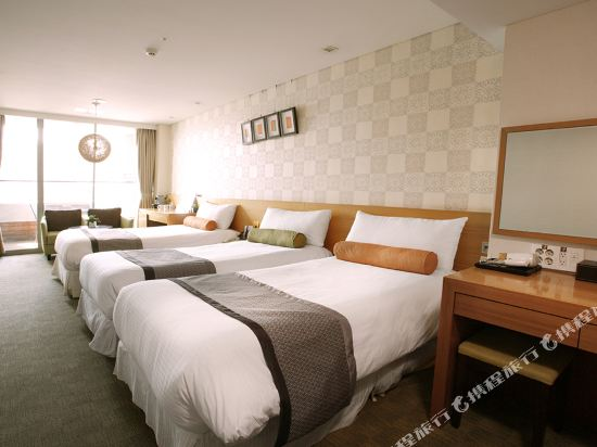首爾明洞PJ酒店(PJ Hotel Myeongdong Seoul)家庭三人房