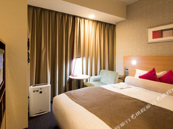 格拉斯麗札幌酒店(Hotel Gracery Sapporo)小型雙人房