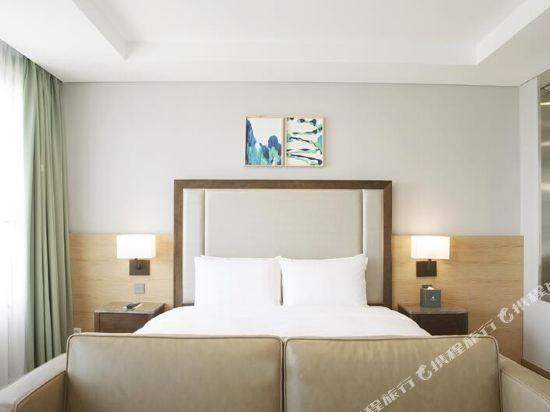 釜山斯坦福酒店(Stanford Inn Busan)灣景套房