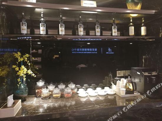 慕思健康睡眠酒店(東莞國際展覽中心店)(DeRUCCI Hotel (Dongguan International Exhibition Center))大堂吧