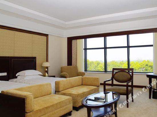 蝶來浙江賓館(Deefly Zhejiang Hotel)商務麗景雙床房