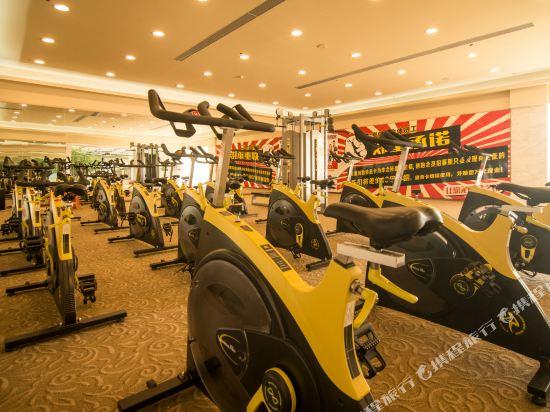 東莞曼佧特國際大酒店(Malachite Hotel)健身房
