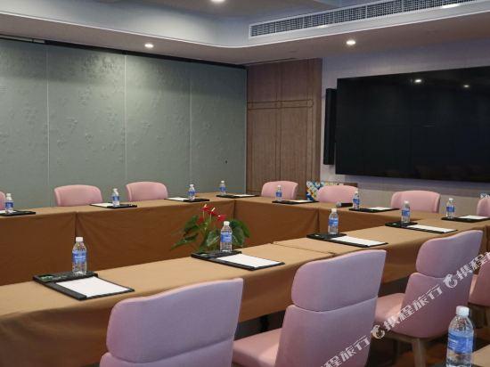 上海嘉豪淮海國際豪生酒店(Howard Johnson Huaihai Hotel Shanghai)會議室