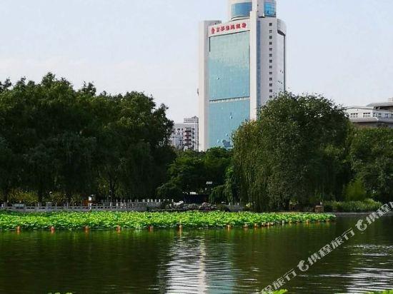 北京京都信苑飯店(Beijing Xinyuan Hotel)外觀
